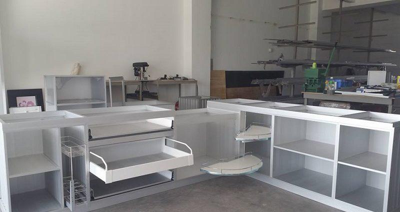 Customize Aluminium Cabinet